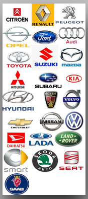 Autó logok